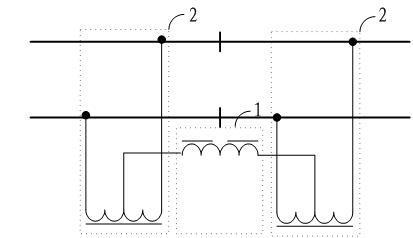 本领域技术人员有将对比文件1中的监督电路应用到音频制式轨道上实现